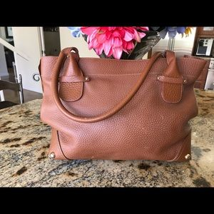 Bags - Authentic DOLCE and GABBANA pebbled bag